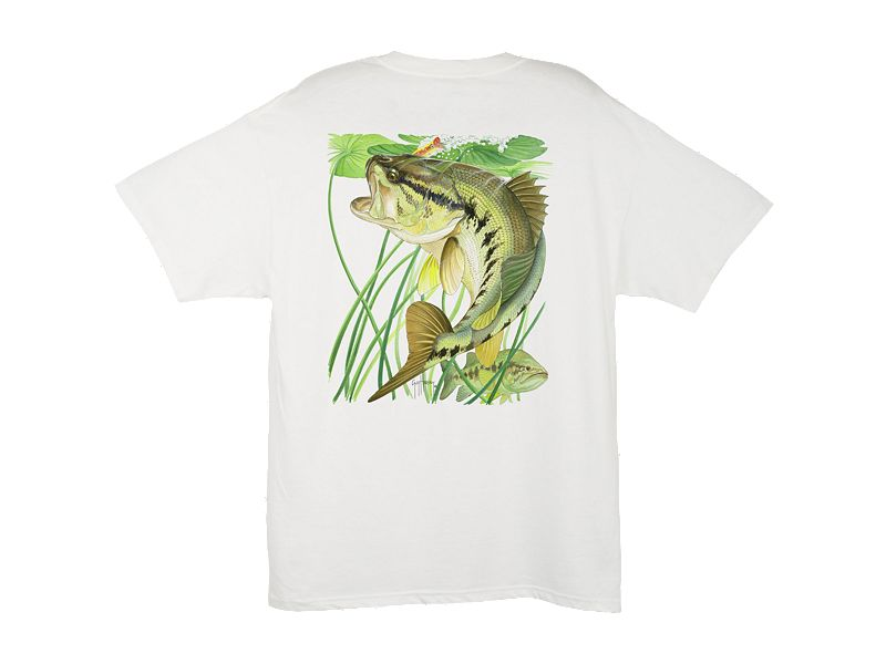 Guy Harvey Largemouth Bass T-Shirt