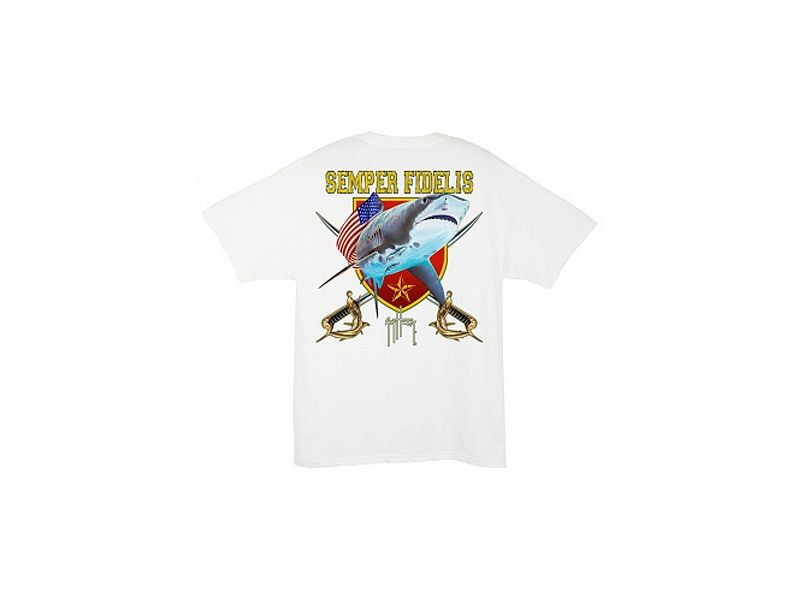 Guy Harvey Military T-Shirts