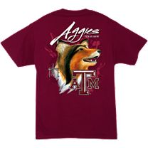 Guy Harvey Texas A&M University Collegiate T-Shirt