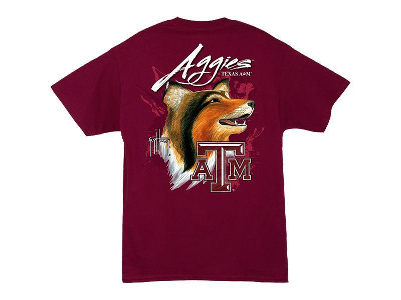 Guy Harvey Texas A&M University Collegiate T-Shirt