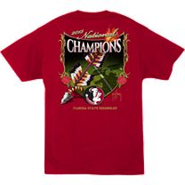 Guy Harvey Florida State University National Champions T-Shirt