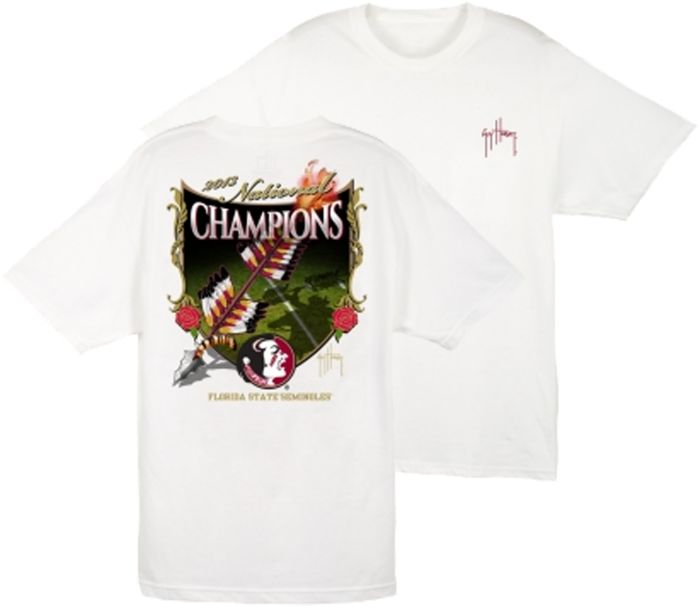 Guy Harvey Florida State University National Champions Tee