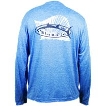 Bluefin Sailfish Technical Knitted Long Sleeve Shirt
