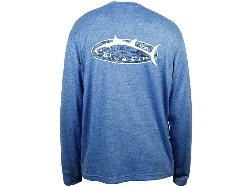 Bluefin Pacifica Technical Long Sleeve Shirt
