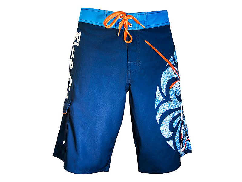 Bluefin Marlin Medallion Boardshorts