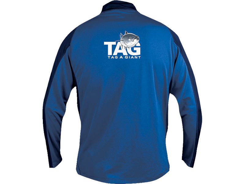 Bluefin Tag Biscayne Long Sleeve Shirt