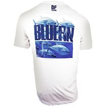 Bluefin Tuna Stampede PolyCotton T-Shirt