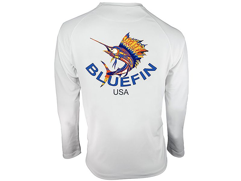 Bluefin Bluetex Sailfish Long Sleeve Shirt