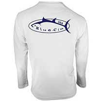 Bluefin Bluetex Logo Long Sleeve Shirt