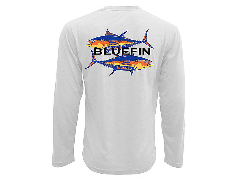 Bluefin Two Tunas Technical Long Sleeve Shirt