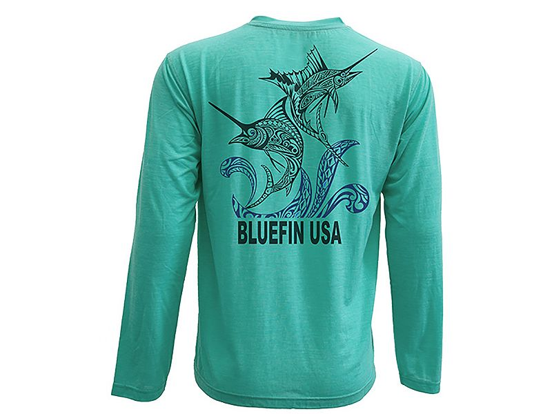 Bluefin Billfish Technical Long Sleeve Shirt