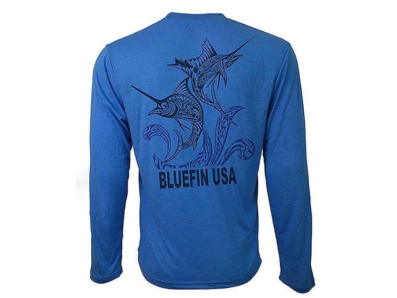 Bluefin Billfish Technical Long Sleeve Shirt