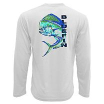 Bluefin Dolphin Technical Long Sleeve Shirt