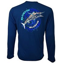 Bluefin Wahoo Technical Long Sleeve Shirt