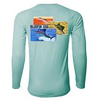 Bluefin Second Skin 3 Frames Rashguard