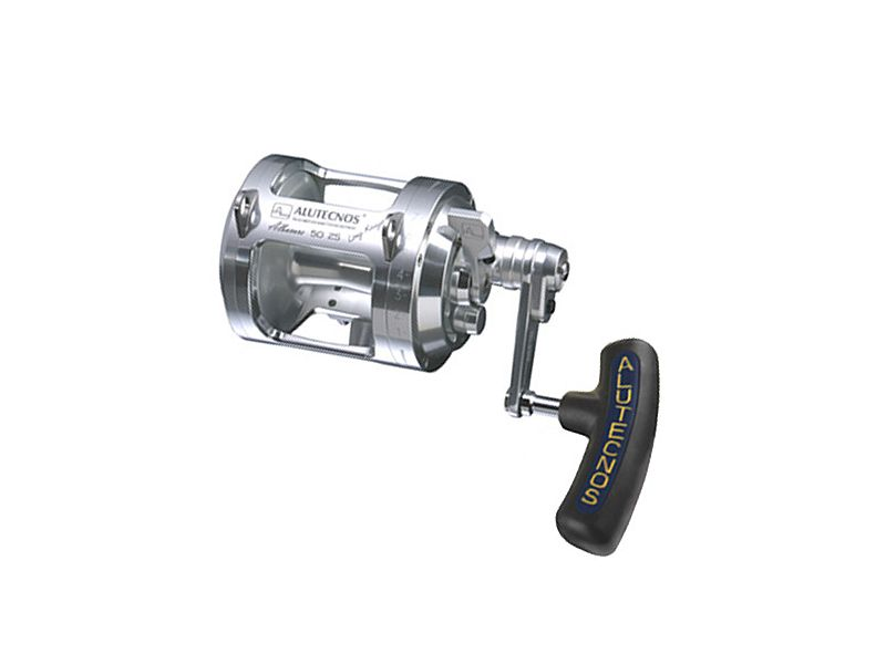 Alutecnos Albacore 50 Two Speed Reel