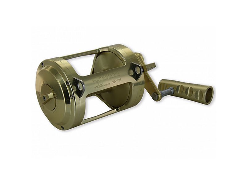 Alutecnos Albacore 50W Two Speed Reel