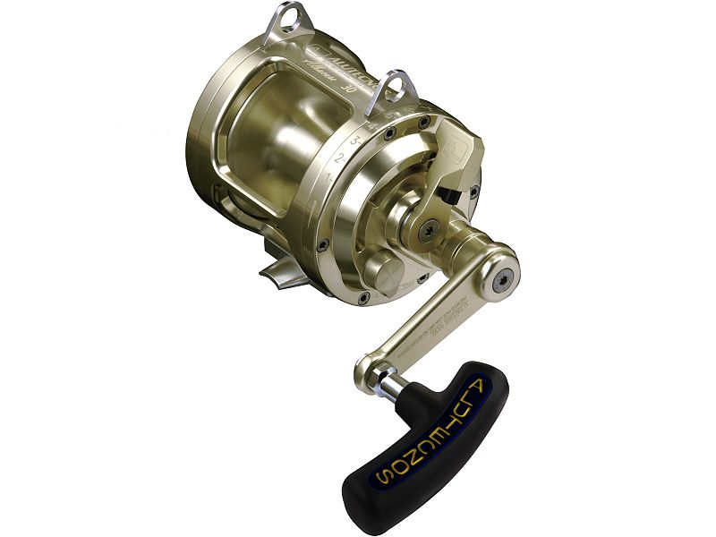 Alutecnos Albacore Single Speed Reels