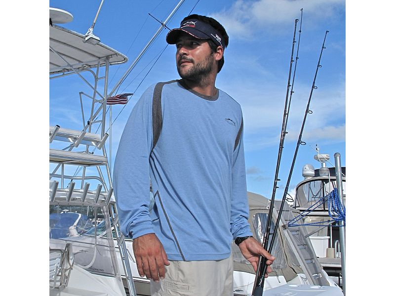 Bluefin TwoTone Long Sleeve Shirt