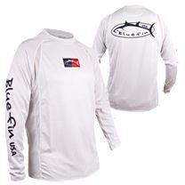 Bluefin Carbon Evolution L\S Shirt w/Underarm Ventilation