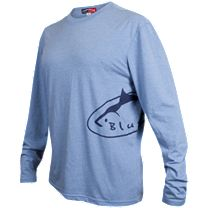 Bluefin 45 Degree Design Technical Long Sleeve Shirt