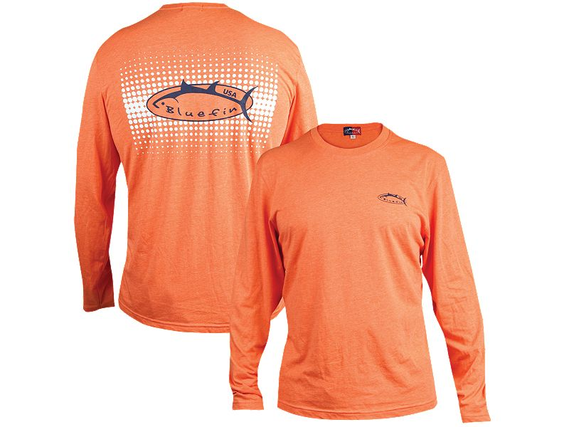 Bluefin Optical Technical Long Sleeve Shirt