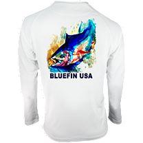 Bluefin Bluetex Pop Tuna Long Sleeve Shirt