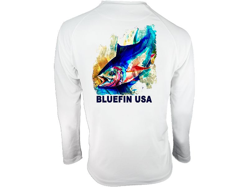 Bluefin Bluetex Pop Tuna Long Sleeve Shirt