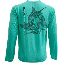 Bluefin Zen 3 Guys Technical Long Sleeve Shirt