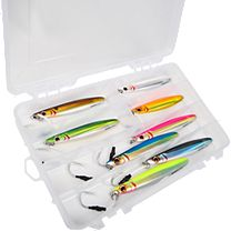Shimano Flat-Side Jig Heavy Pack