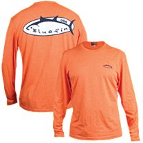 Bluefin Retro Design Technical Long Sleeve Shirt