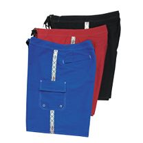 AFTCO Bluewater M04 Plaid Tape Deckhand Boardshorts