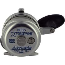 Accurate DPX2 Dawg Pound 2-Speed Reels