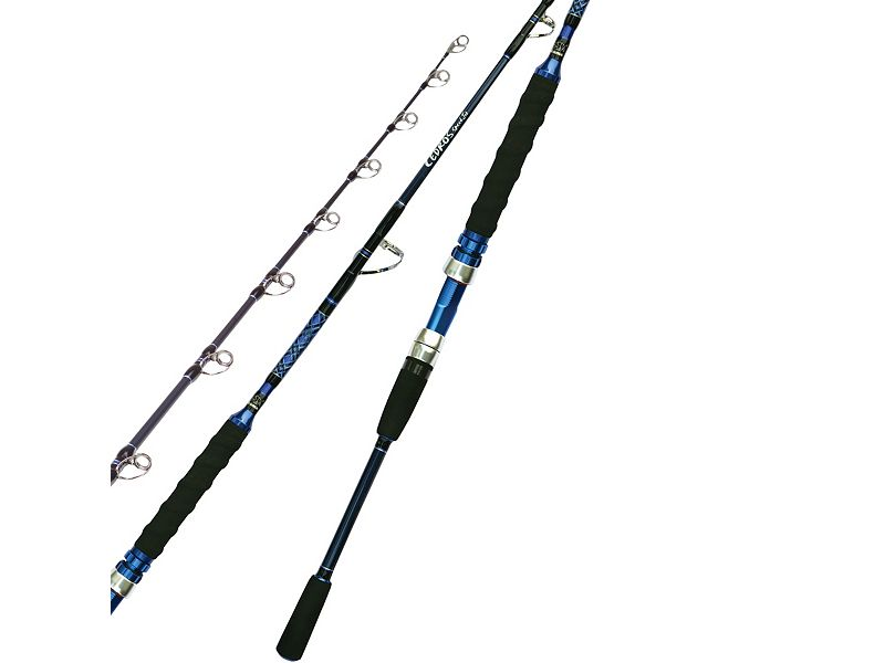 Okuma Cedros Speed Jig Conventional Rods