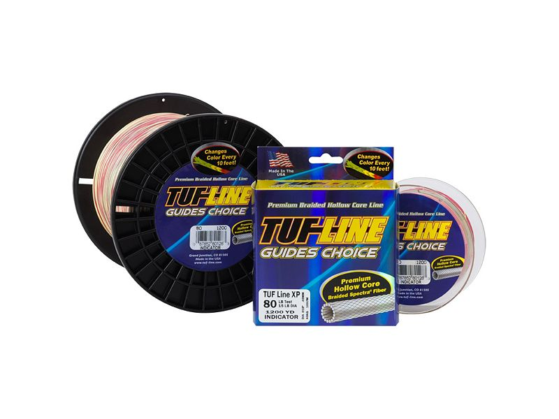 Tuf-Line Guide's Choice Hollow Indicator Braid