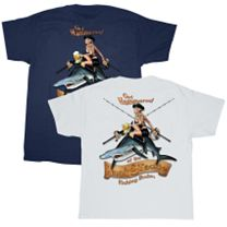 Hook & Tackle Get Hammered T-Shirt