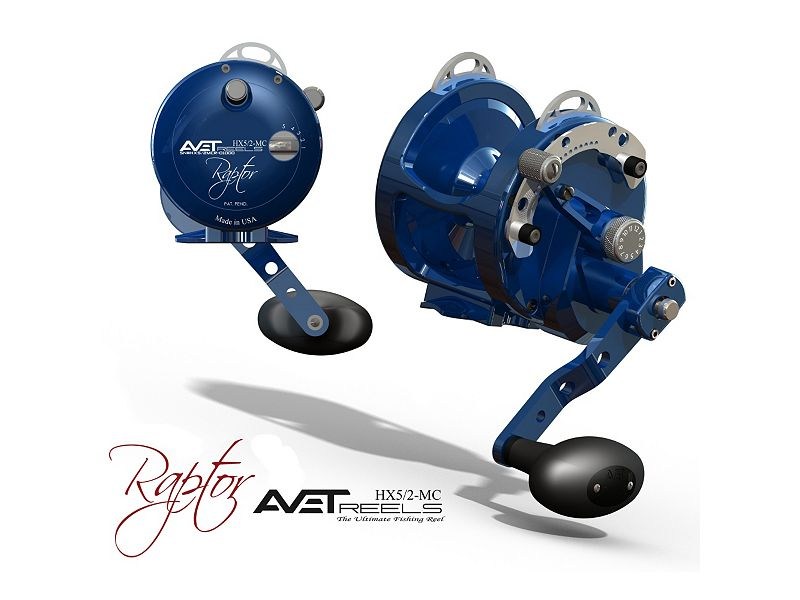 Avet HX 5/2 MC Raptor Reel