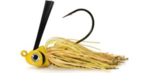 Phenix Tackle Company Vengeance Weedless Kelp Jigs - Yellow Tang