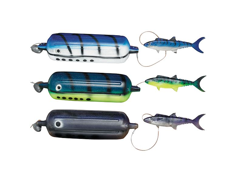 Moldcraft Fish Fender Teasers