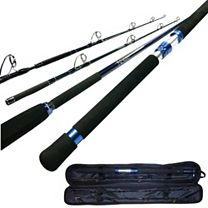 Okuma Nomad Spinning Travel Rods
