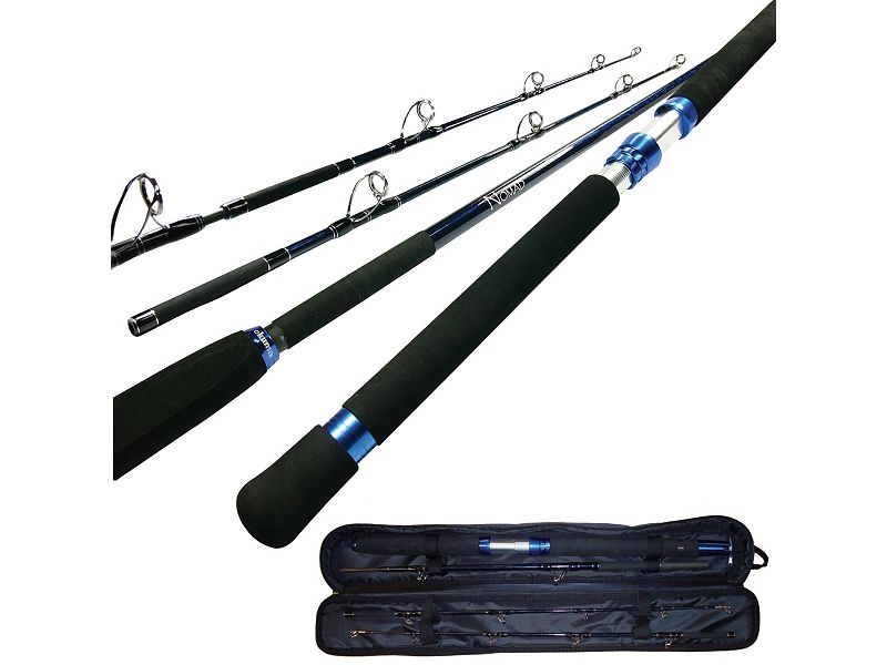 Okuma Nomad Casting Travel Rods