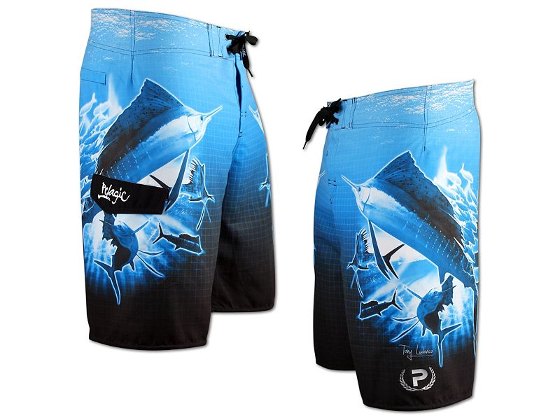 Pelagic OCP Sailfish Boardshort