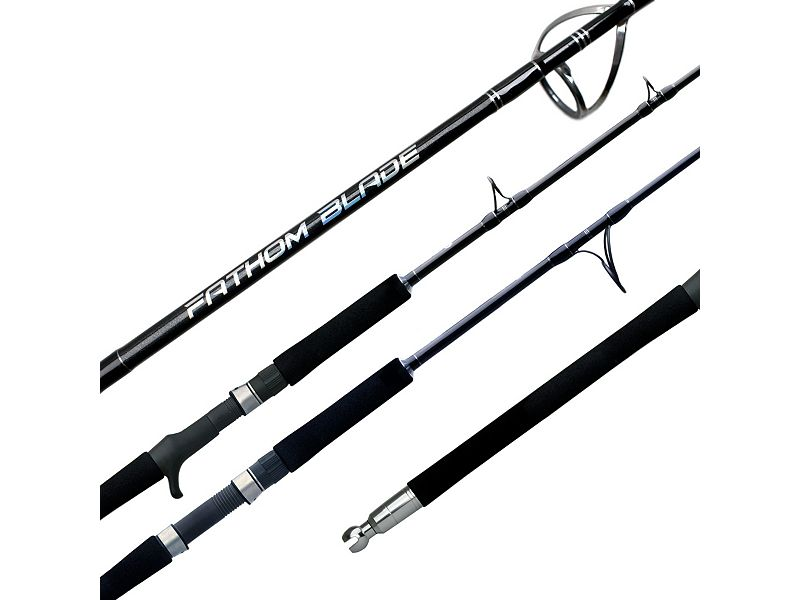 Ocean Tackle International Fathom Blade Jigging Rods - Casting