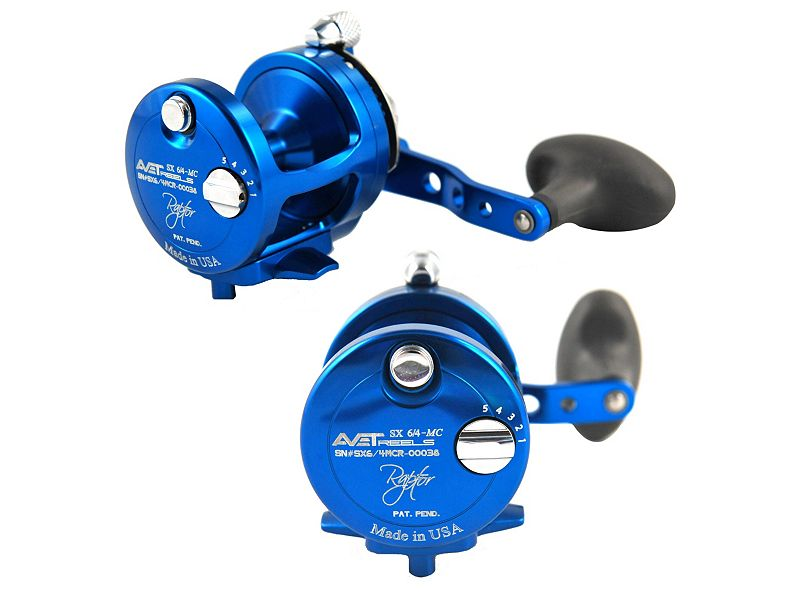 Avet SX 6/4 MC Raptor Reel