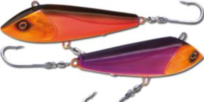 Yo-Zuri Sashimi Bonita - Chameleon Orange/Black