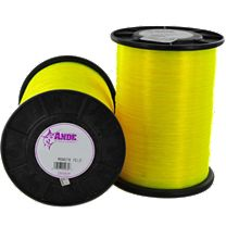 Ande Monster Yellow Monofilament