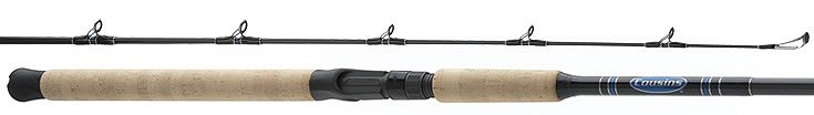 Cousins Tackle XF Inshore Series Conventional Rods