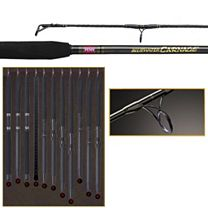 Penn Bluewater Carnage CARBW1220S70 Spinning Rod