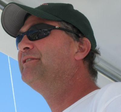 Capt. David Wilson of the Godspeed