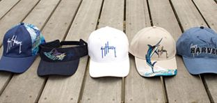 Guy Harvey Men's Headwear